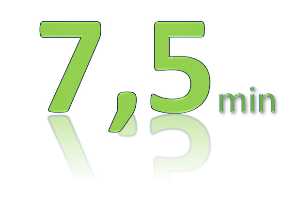 7,5min
